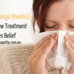 Allergic Rhinitis Treatment In Homeopathy