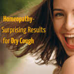 Homeopathy:  Best Treatment For Dry Cough