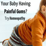 Homeopathy as a Natural Teething Remedy