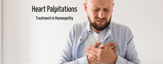 Homeopathy For Heart Palpitations