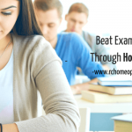 Manage Your Exam Stress Through Homeopathy