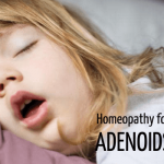 Homeopathic Treatment for Enlarged Adenoids