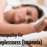 Homeopathic Treatment for Sleeplessness (Insomnia)
