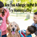 Are You Allergic to Pet Dander? Try Homeopathy
