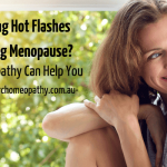 Homeopathic Treatment for Hot Flashes