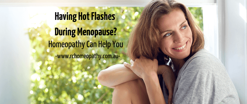 Homeopathic treatment for hot flashes   RC Homeopathy