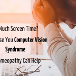 Homeopathy for Computer Vision Syndrome