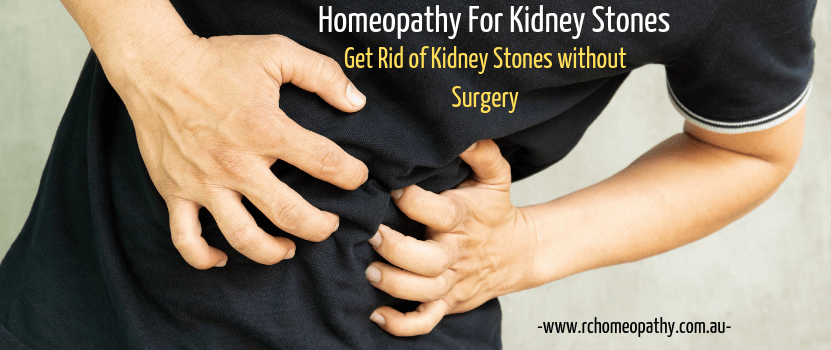 Homeopathic medicines for kidney stones | RC Homeopathy