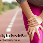 Homeopathy for Muscle Pain