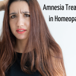 Amnesia Treatment in Homeopathy