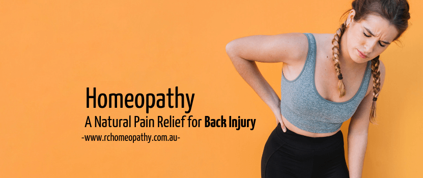 Lower back ache | RC Homeopathy