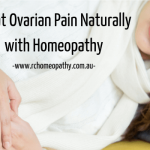 Homeopathic Treatment for Ovarian Pain