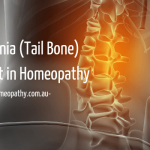 Coccydynia Remedies in Homeopathy