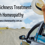 Motion Sickness Treatment in Homeopathy