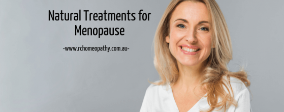 Homeopathy and Natural Treatments for Menopause