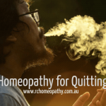 Homeopathy for Quitting Smoking