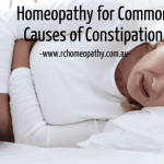 Homeopathy For Common Causes of Constipation