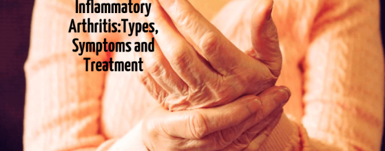 Homeopathy For Inflammatory Arthritis