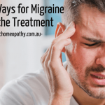 Natural Ways for Migraine Headache Treatment
