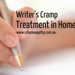 Writer's Cramp Treatment in Homeopathy