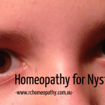 Homeopathy for Nystagmus
